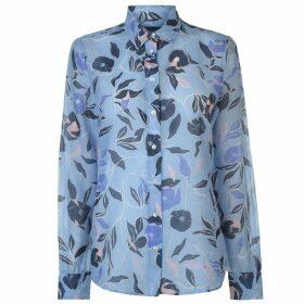 Gant Cotton Silk Blouse Ladies