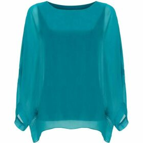 Phase Eight Fabia Silk Blend Blouse