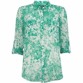 Mint Velvet Hetty Print Western Blouse