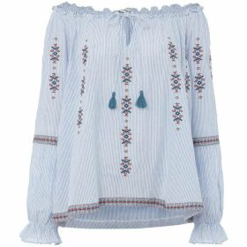 Suncoo Leisa embroidered blouse