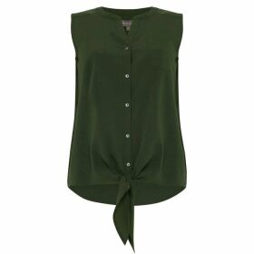 Phase Eight Allie Tie Front Blouse
