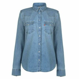 Levis Ultimate Western Shirt Womens