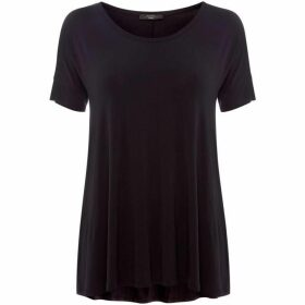 Max Mara Weekend Short sleeve black tshirt