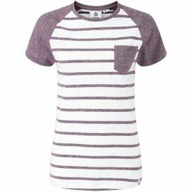Tog 24 Natty Stripe Lds Deluxe Tshirt