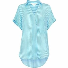 Whistles Lea Stripe Shirt