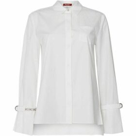 Max Mara Studio Frizzo shirt with cuffed sleeves
