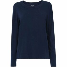 Whistles Rosa Long Sleeve Tshirt