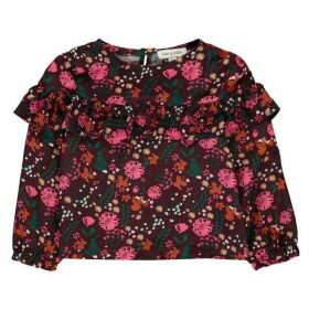 Rose and Wilde Printed Floral Blouse