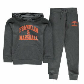 Franklin and Marshall Hoodie & Joggers 2 Piece Set