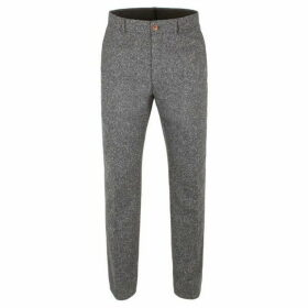 Gibson Grey Donegal Fleck Trouser