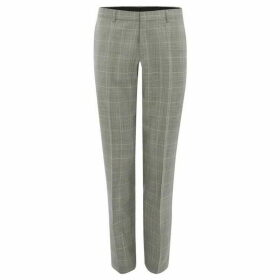 Hugo Griffen Slim Pow Check Two-Piece Suit Trousers