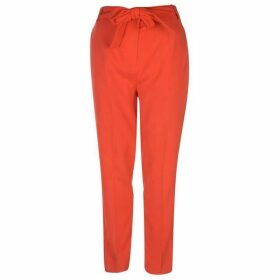 Linea Tie Front Trousers