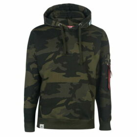 Alpha Industries Tape Hoodie