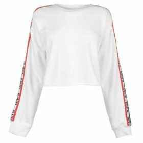 Levis Raw Cut Crew Sweatshirt