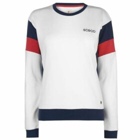 SoulCal Deluxe Colour Block Sweatshirt