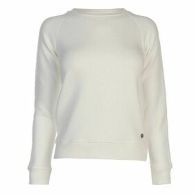 SoulCal Deluxe Lace Trim Sweatshirt