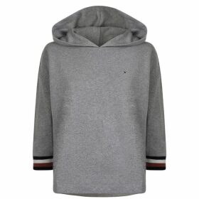 Tommy Hilfiger Logo Hooded Sweatshirt