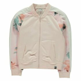 Puma Classic All Over Pattern Track Jacket