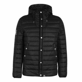 Pretty Green Marker Micro Quilted Jacket