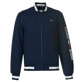 Tommy Jeans Ribbed Bomber Jacket