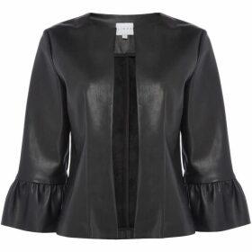 Linea Penelope pu jacket