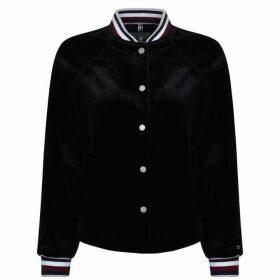 Tommy Hilfiger Velvet Bomber Jacket