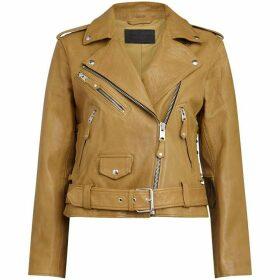 All Saints Sarana Biker Jacket