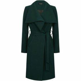 James Lakeland Large Collar Wrap Coat
