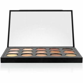 Mac Eye Shadow x15: Warm Neutral