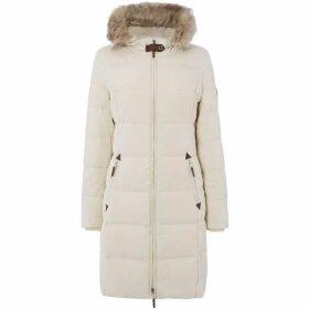 Lauren by Ralph Lauren Lined quilted jacket