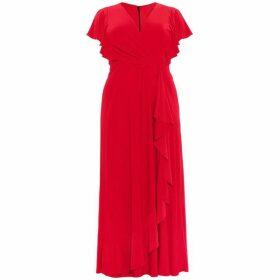 Studio 8 Camilla Frill Maxi Dress