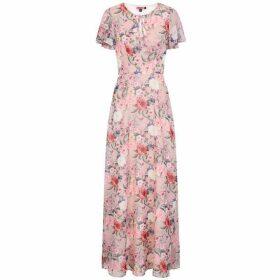 Chi Chi Floral Printed Maxi Dress