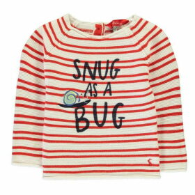 Joules Snug Striped Jumper