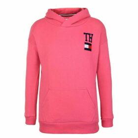 Tommy Hilfiger Stamp Logo Hooded Sweatshirt