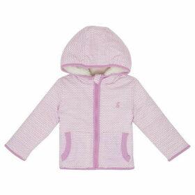 Little Joule Cosette Mauve Zag Sweatshirt