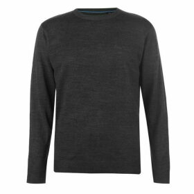 Pierre Cardin Crew Knit Jumper Mens