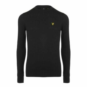 Lyle and Scott Lyle Fine Knit Jumper
