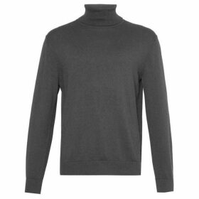 French Connection Portrait Wool Roll Neck Jumper