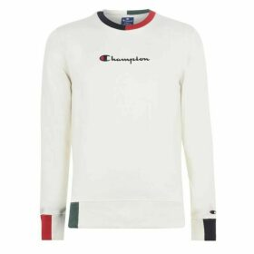 Champion Block Sweater