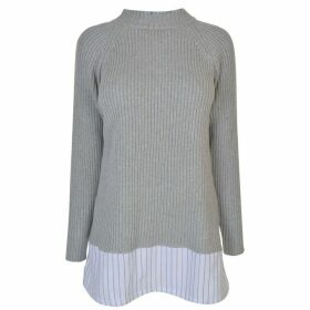 French Connection Hem Knitted Jumper