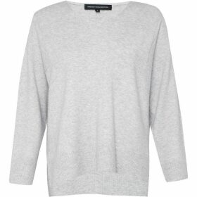 French Connection Ebba Vhari V Neck Jumper