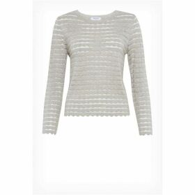 Great Plains Sunday Scallop Jumper