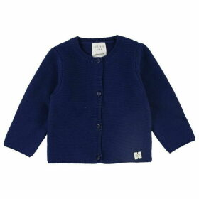 Carrement Beau Baby Girl Knitted Cardigan
