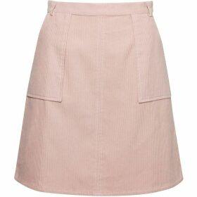 Great Plains Chunky Cord Mini Skirt