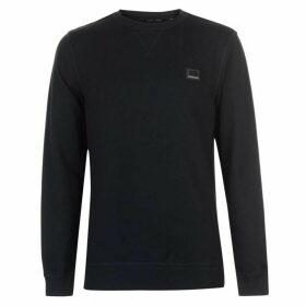 Antony Morato Plate Logo Crew Sweater