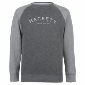 Hackett Classic Raglan Sweater
