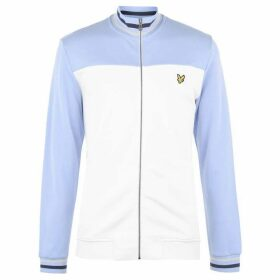 Lyle and Scott Funnel Zip Sweater