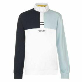 Marshall Artist Sailing Zip Sweater