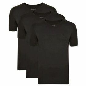BOSS BODYWEAR 3 Pack V Neck T Shirts