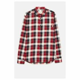 Jack Wills Dundry Windowpane Check Overshirt